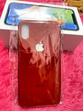 Case glass Iphone X