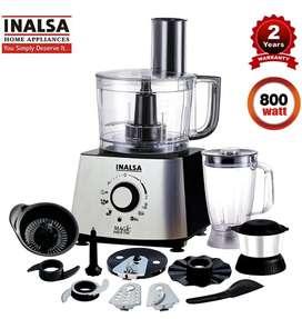 Inalsa Magic Pro 700 food Processor