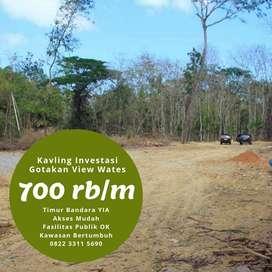 Tanah Kavling Investasi Murah Yogyakarta