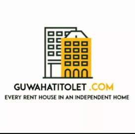 Independent rent house in Guwahati