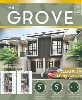THE GROVE by Forest Mansion Jl Raya Randegansari JLLB Surabaya Barat