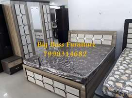 Brand New Bed Wardrobe Package 190