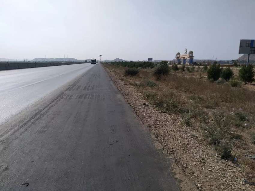 90 acre suvery land just front of commander city M9 highway 0