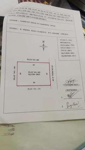 Open plots very neyar Bhongiri Site
