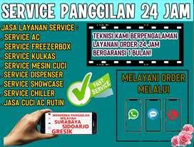 Jasa Service Cuci Ac & Servis Chiller JL Gunung Anyar Kidul Surabaya