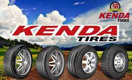 WLL Kenda Radial Tubeless Tyres For Sale With Warranty