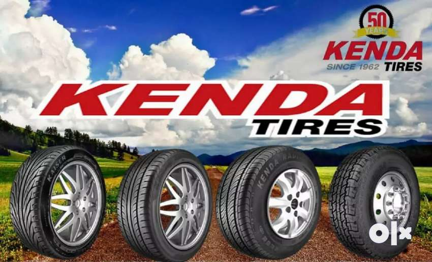 WLL Kenda Radial Tubeless Tyres For Sale With Warranty 0