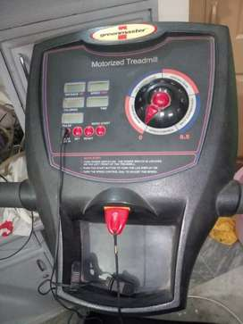 Greenmaster  treadmill 90kg runner