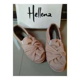 Hellena Shoes Peach