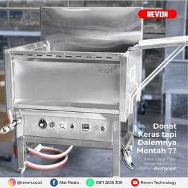 Deep Fryer Donat Alat Penggoreng Donat Otomatis Untuk Usaha jogja