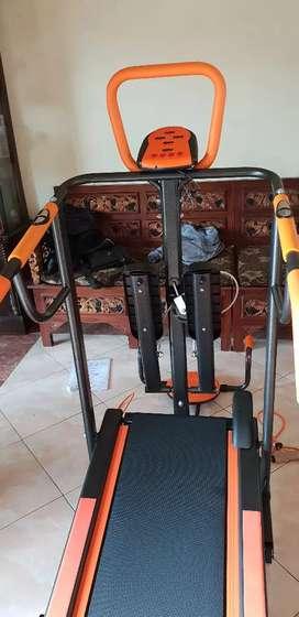Treadmill manual 6F/special harga