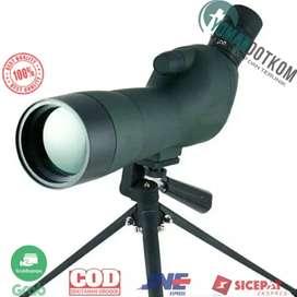 YMD Eyebre Spotting Monocular Telescope + Tripod - 20 x 60 x 60