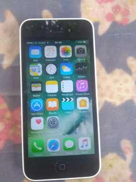Di jual Iphone 5c. Bekas. Batangan