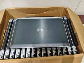 Dell Laptop CORE i3 2nd GEN 4gb 320gb 14inch no backup time Rs.10000