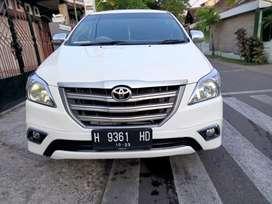 Innova diesel 2013 V manual istimewa di Yogyakarta