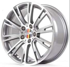 Harga Pleek Mobil NANCY 12303 HSR R17X8 H5X112 ET35 GMF