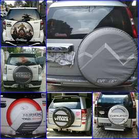 Jual sarung cover ban Rush Terios Taruna CR-V Terrano Touring Feroza