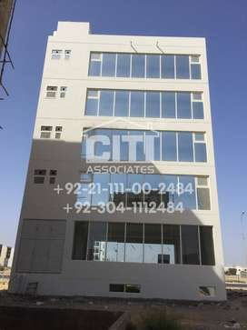 Office Building Available for Rent in DHA Karachi Phase VIII.