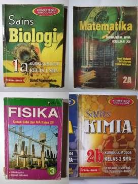 Preloved Buku Pelajaran
