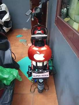 Sepeda listrik (SELIS) MURAH
