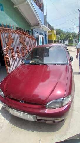 Hyundai accent automatic 1999