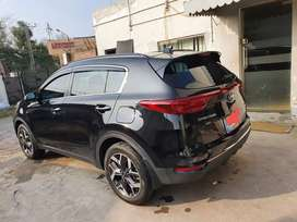 Best AWD sportage SUV car in sialkot city.