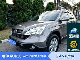 [OLXAutos] Honda CRV 2.4 Bensin AT 2008 Abu #Kanza