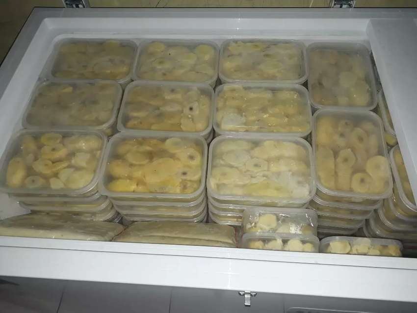 Durian kupas Product of Medan 0