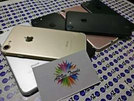 Iphone 7 128Gb Non PTA 3 Month use without Registration