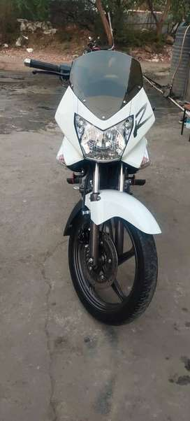 newly full painted and changed the body attractive number MH14CZ98