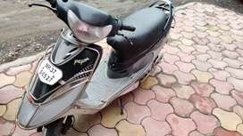 Scooty in good condition.