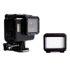 AE SHOP Vamson Touchscreen Waterproof Case 60m for GoPro Hero 5/6/7