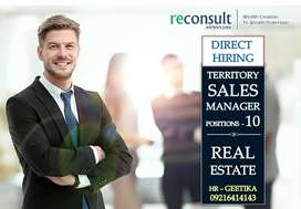 LOOKING EXPERIENCED TERRITORY SALES MANAGER FOR OUR COMPANY