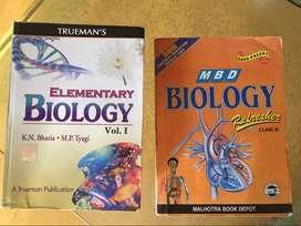 Truemans Elementry Biology + MBD Biology Refresher