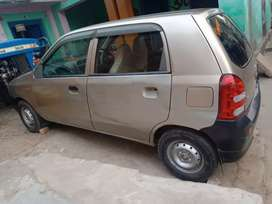 Well maintain 2012 model alto lxi