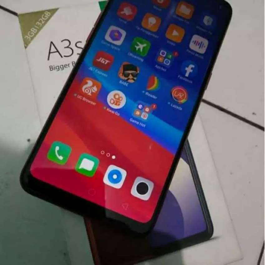 Oppo A3S 0