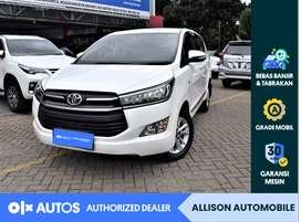 [OLX Autos] Toyota Innova 2017 2.0 G Bensin Putih #Allison