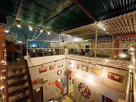 Restaurant at assighat