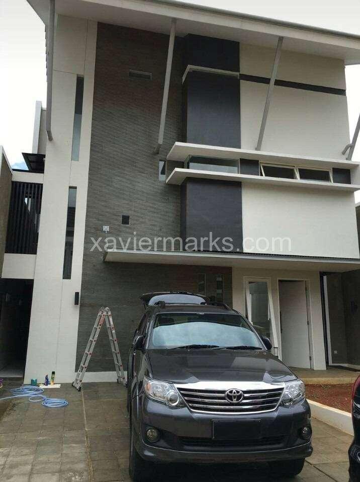 Rumah Cluster Vienna Modernland Kota Tangerang