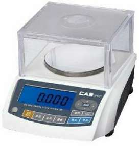 Electronic weighing scale service