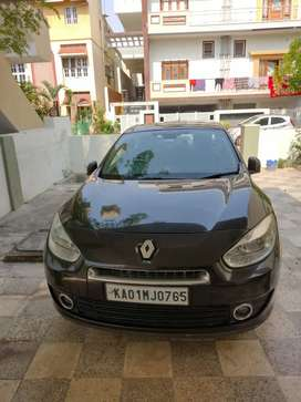 Renault Fluence 2012 Diesel Well Maintained