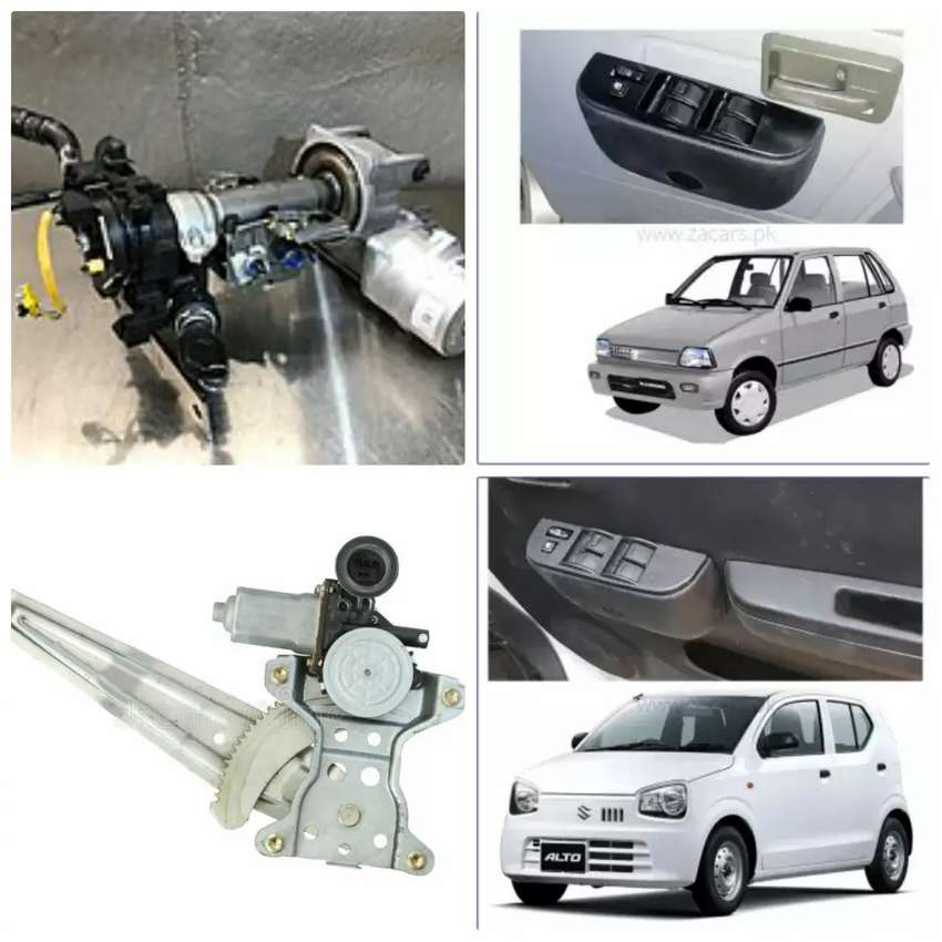 Original fitting power  steering power windows available all car