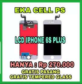 Lcd Iphone 6s plus Harga murah,,gratis pasang,,bergaransi