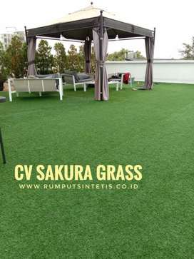 Pabrik Rumput Sintetis Pertamanan Dan Futsal Atau Playground Termurah
