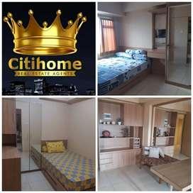 Sewa Apartemen Educity 2BR Bulanan By CITIHOME Surabaya Timur