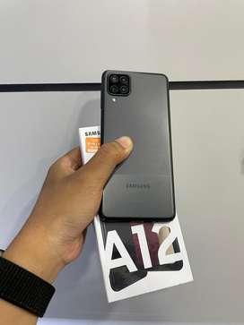 Samsung A12 4/128 second