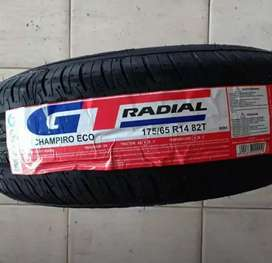 Ban GT Radial murah size 175 65 R14 Champiro Eco Ayla Agya Calya Sigra