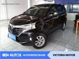 [OLXAutos] Toyota Avanza 2016 1.3 G MT Manual Bensin Hitam