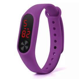 Led watch for kids