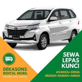 Rental Sewa Mobil LEPAS KUNCI Avanza & Xenia